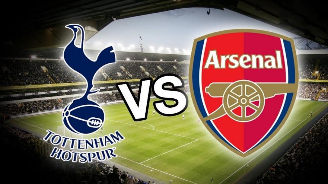 Tottenham host an in-form Arsenal