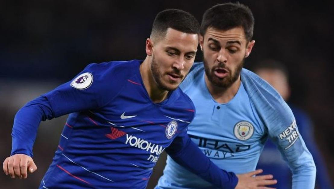 Manchester City and Chelsea will meet in the Carabao Cup final on Sunday