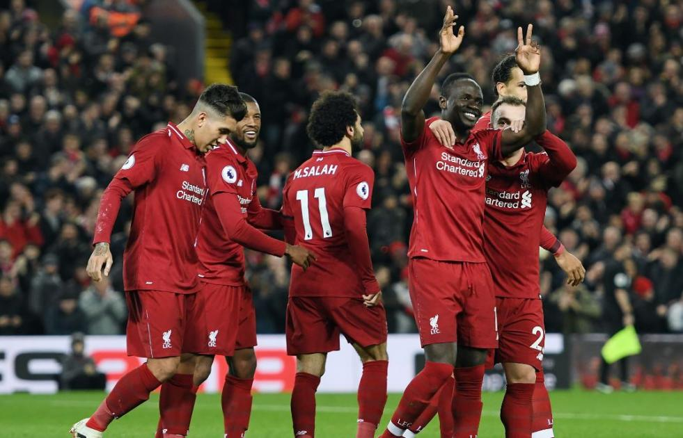 Jurgen Klopp's side have suffered successive losses