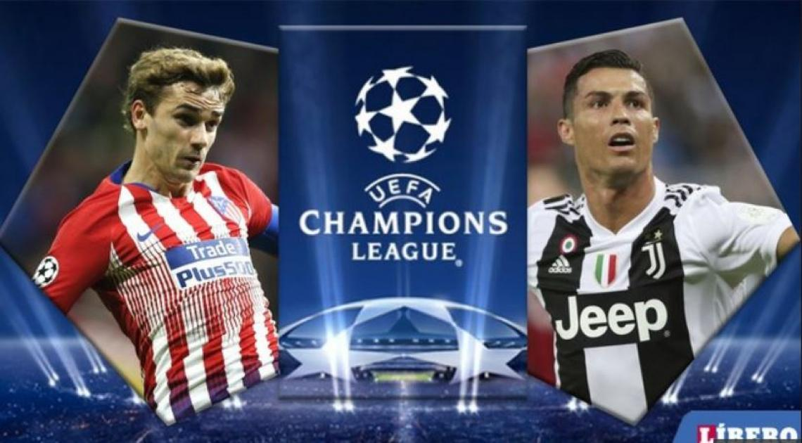 Juventus and Atlético Madrid have known for the last two months