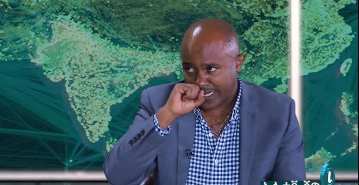 LTV- Betelehem Tafese interview with Tewodros Teshome  - Part 1