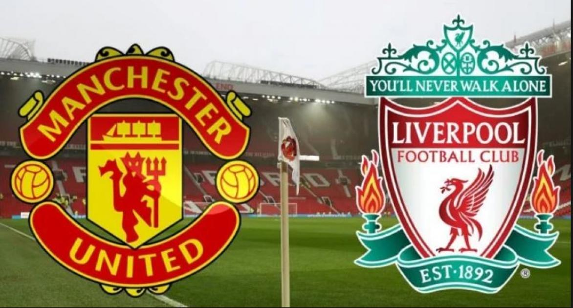 Manchester United take on Liverpool at Old Trafford on Sunday