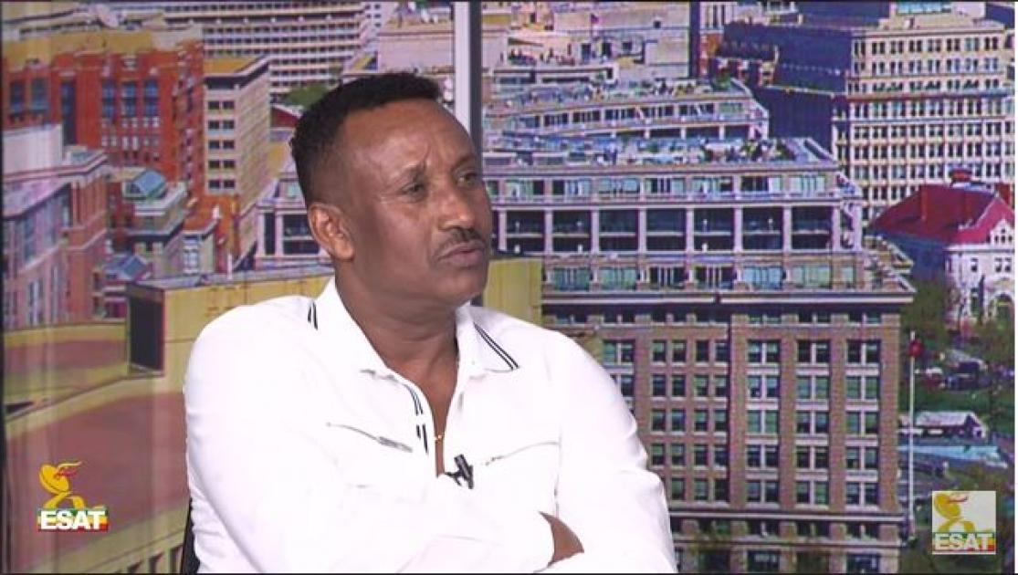 Kibebew Geda - special Genna program on ESAt TV