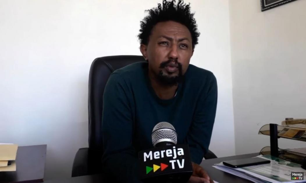 Mereja TV Interview with artist Solomon Bogale