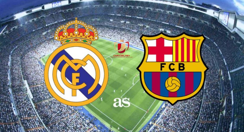 Real Madrid host Barcelona