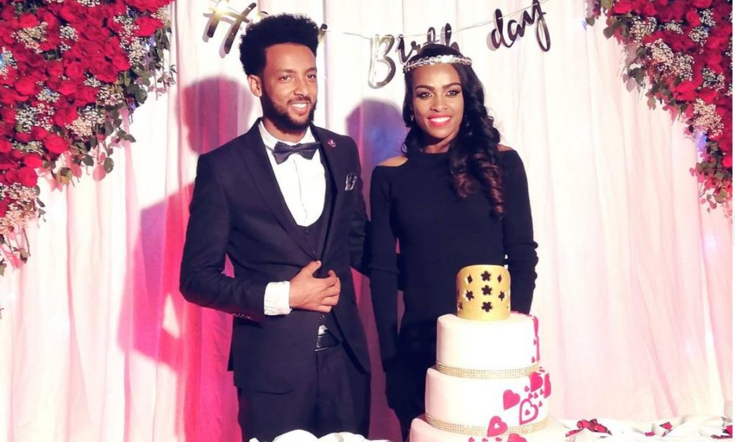 Genezebe Dibaba got engaged