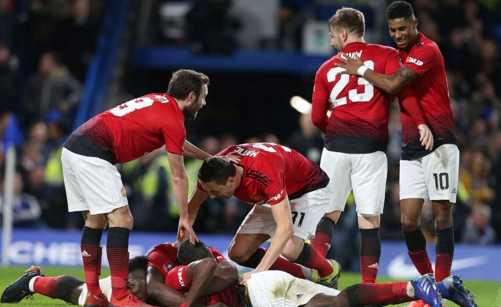 The Red Devils hope to extend their unbeaten domestic run under Ole Gunnar