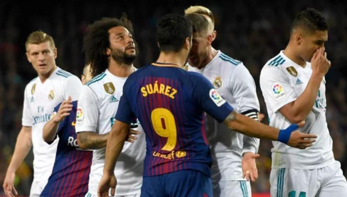 A spot in the 2018-19 Copa del Rey final is on the line Wednesday as Real Madrid hosts rival Barcelo