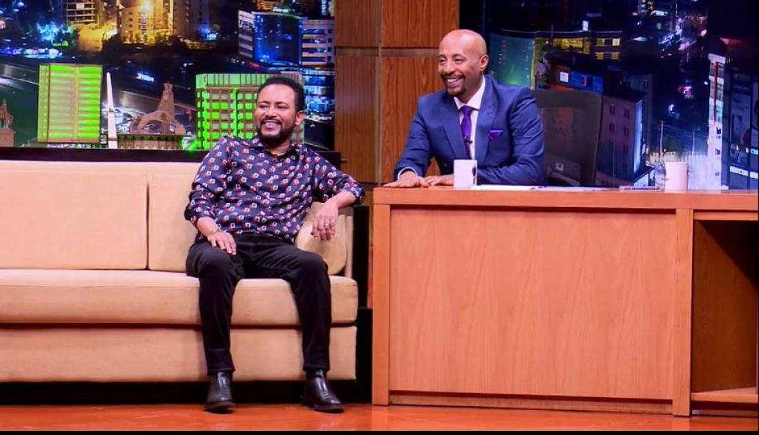 Seifu On EBS: Interview with Gossaye Tesfaye – Part 1