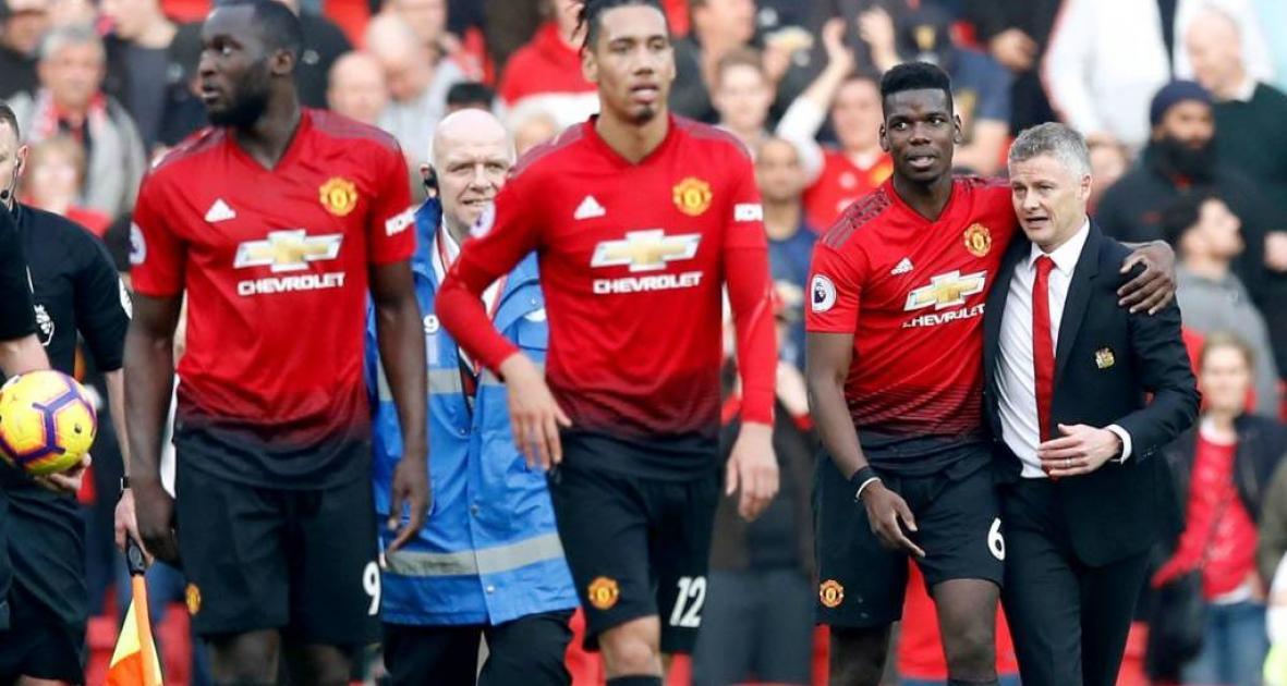 Manchester United welcome Southampton to Old Trafford