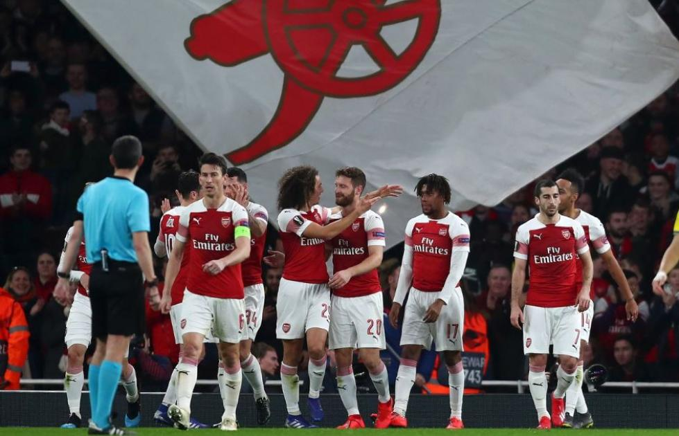 Arsenal 'Working for Change'