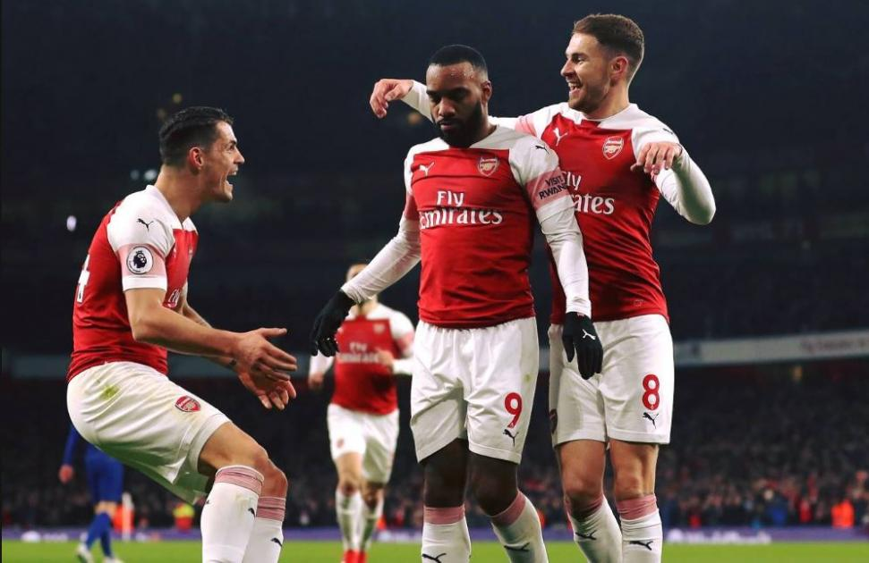 Arsenal brought Denis Suarez into a dying creative midfield