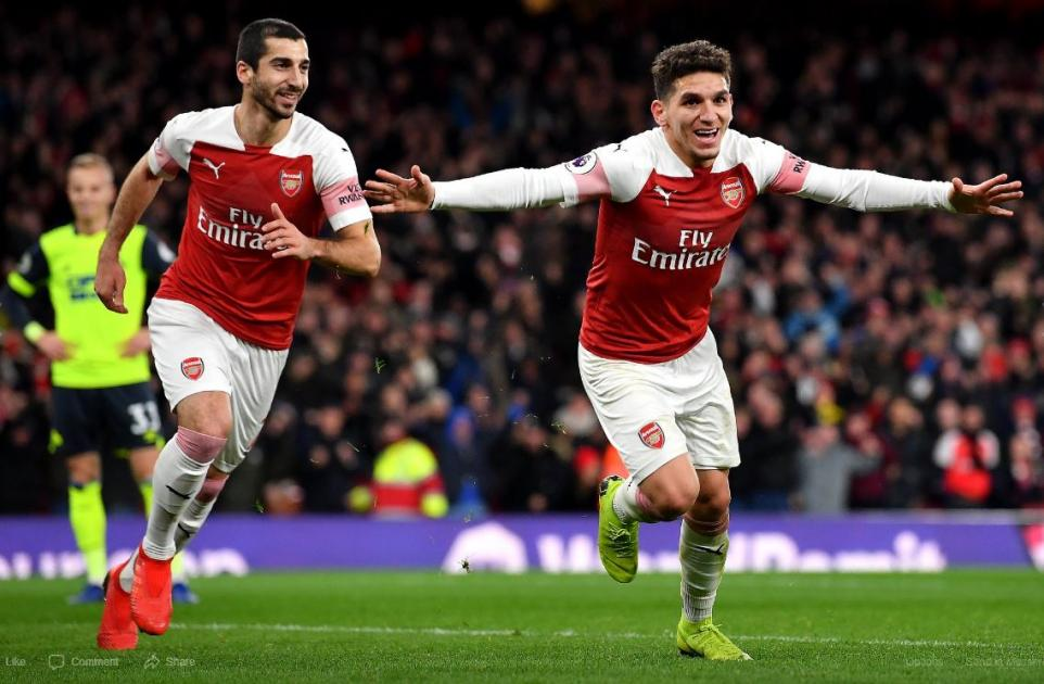 Denis Suarez has made two fleeting appearances for Arsenal off the bench