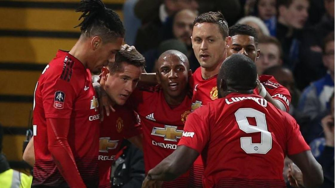 Manchester United's good form doesn't seem to have an end