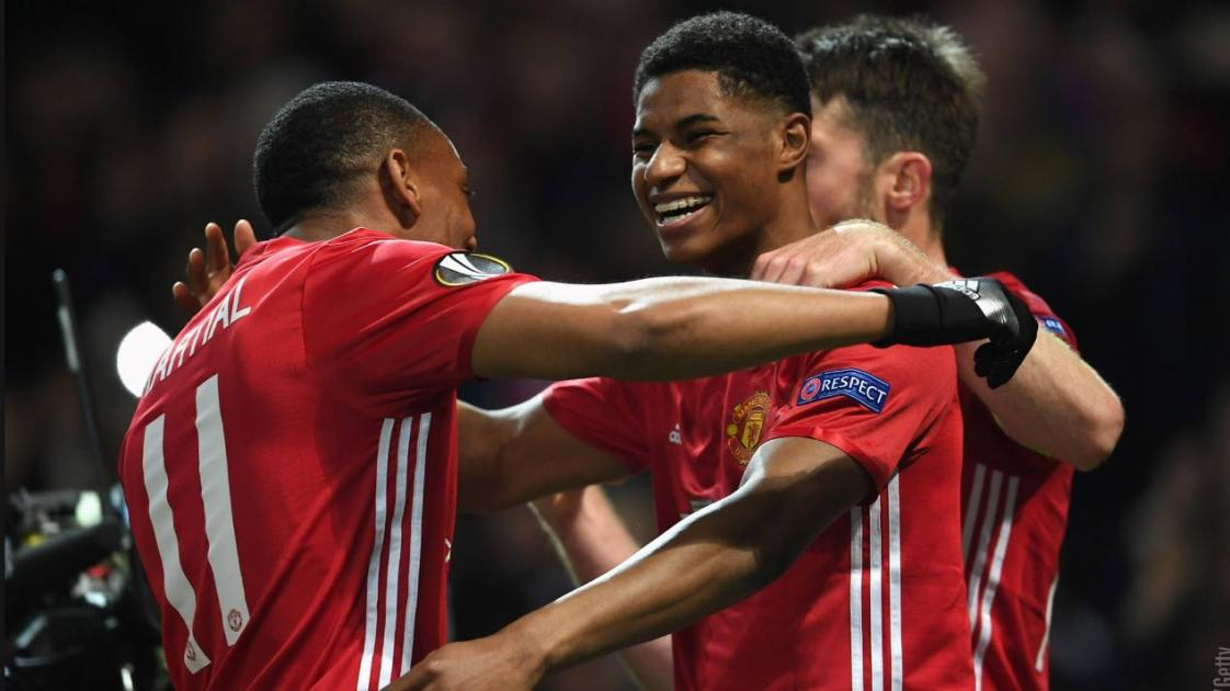 Manchester United are in the midst of an injury crisis