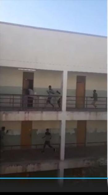 Students injured at Dire Dawa University
