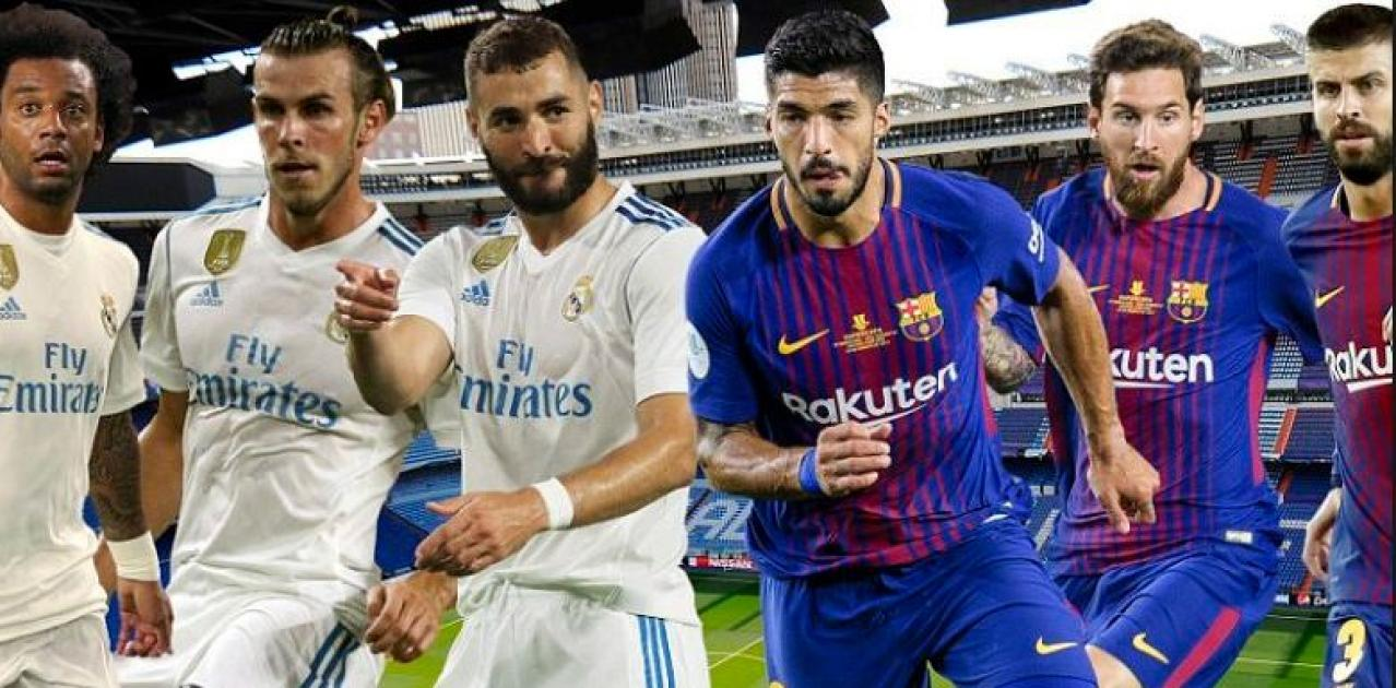 The second of the three-part miniseries will determine which of the Spanish giants will play for the
