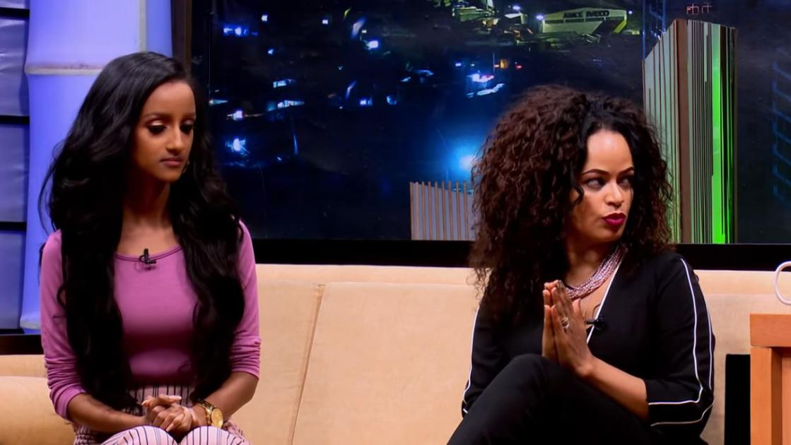 Seifu On EBS: Interview with Jerry and Sara T - Part 3