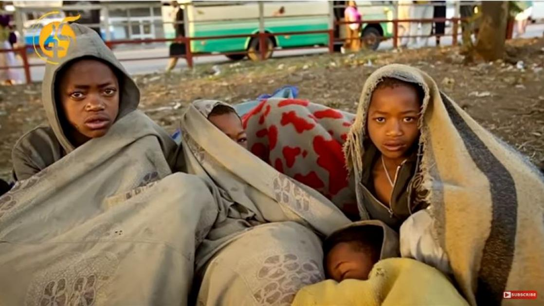 Selome show – Discussion about street children