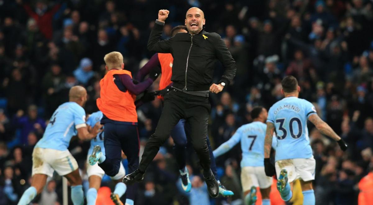 Manchester City Vs Liverpool 2 - 1 Full-time Highlights