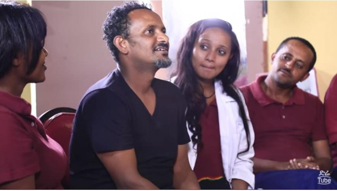 Min Letazez drama – Gena special program - part 3 (Ethiopian Drama)