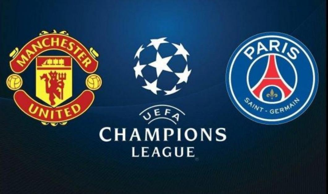 Man United play host to Paris Saint-Germain in the opening leg of the first Champions League